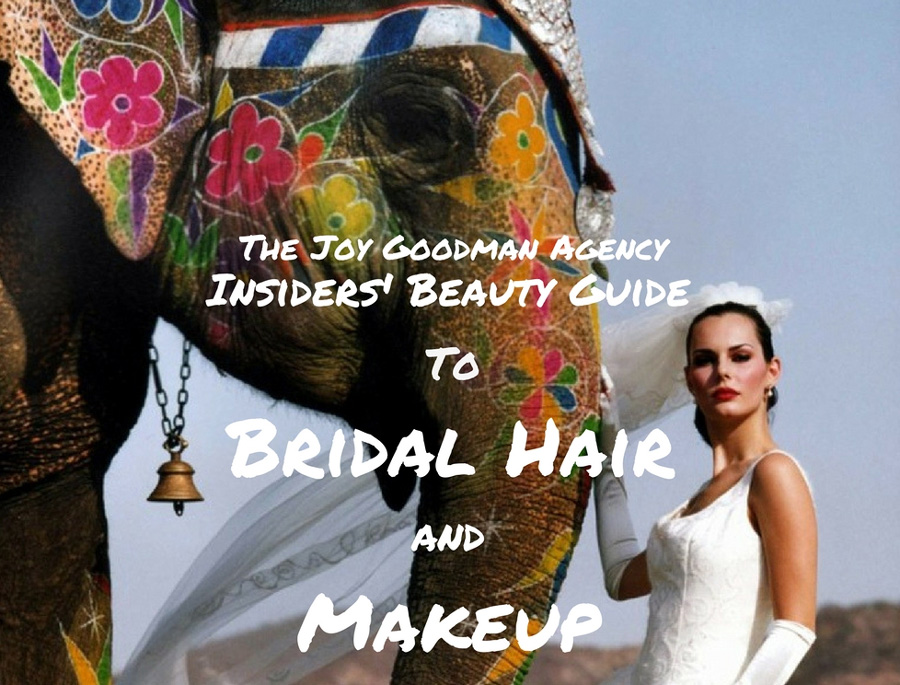 Bridal beauty hair and makeup guide